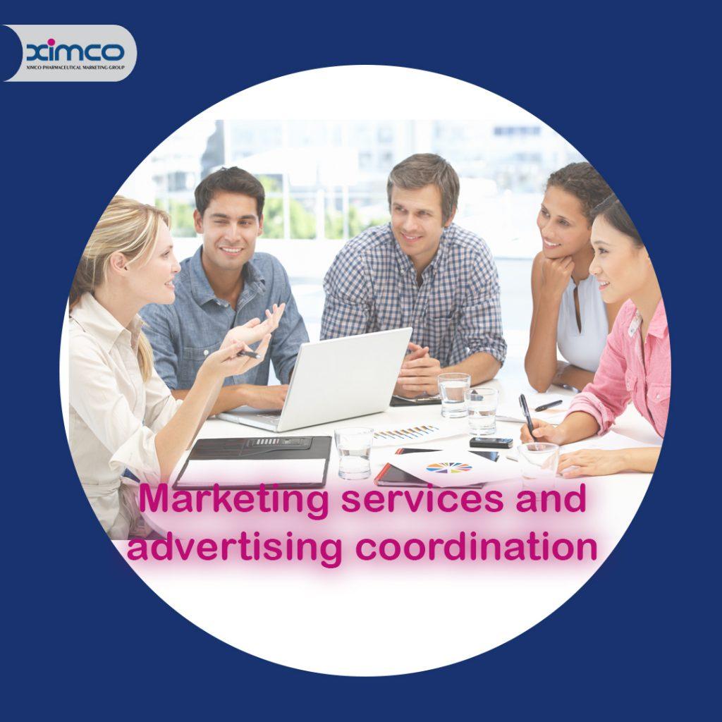 خدمات بازاریابی و هماهنگی تبلیغات