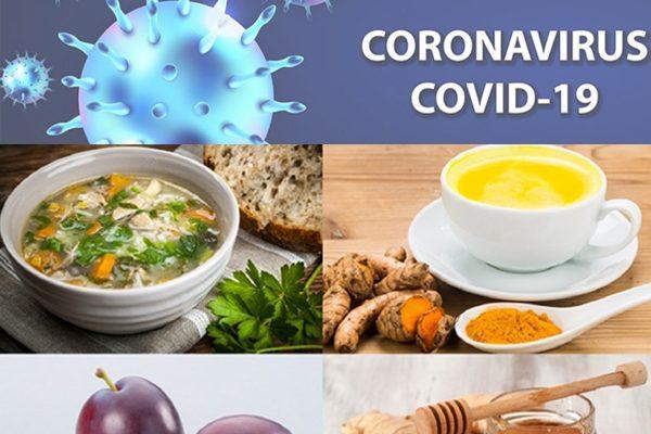 مواد غذایی و رژیم مناسب برای پیشگیری از ابتلا به ویروس کرونا