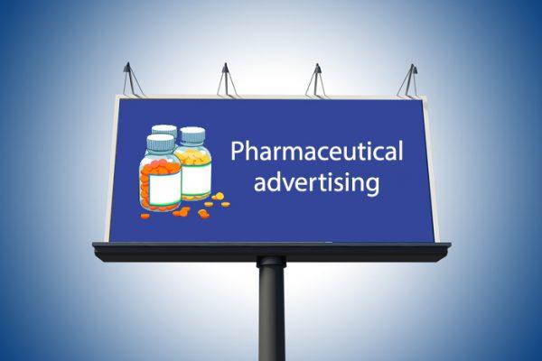 تبلیغات، دارو، پزشک، داروسازی